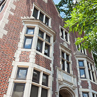Brown Hall exterior