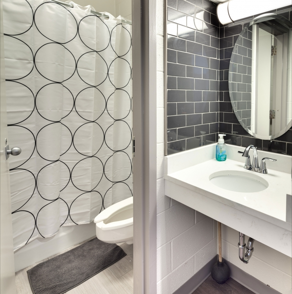 Picture of Woodruff Single Suite bathroom