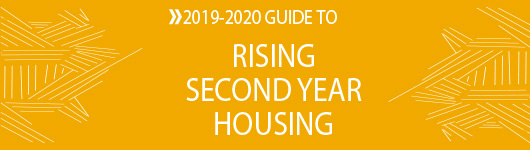 Rising Second Year Housing