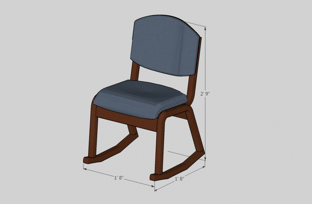 Picture of bedroom desk chair